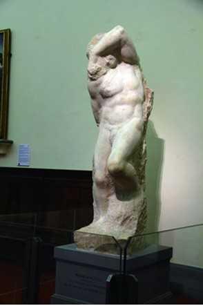 雕塑欣赏 米开朗基罗雕塑作品欣赏