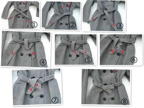 蝴蝶结的系法 三种类型蝴蝶结绑法