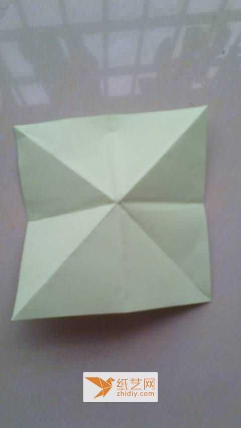 星星盒子 折纸星星的盒子手工图解教程