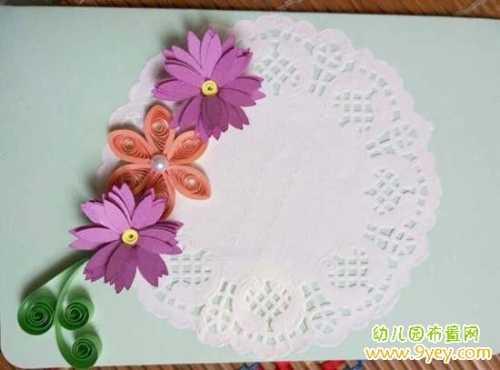 教师节手工贺卡封面 漂亮的幼儿园教师节贺卡手工制作