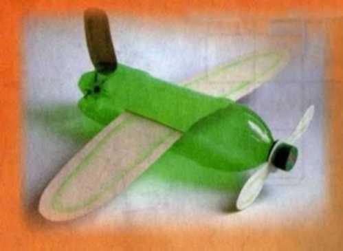 易拉罐手工制作飞机 50多种手工飞机大合集