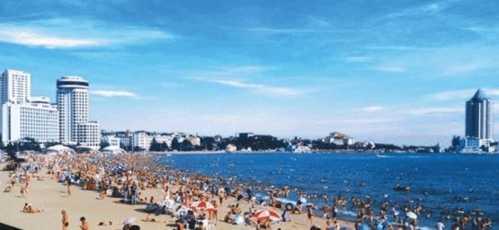 中国海滨城市那个最干净 中国著名海滨城市