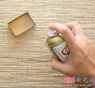手工达人火柴盒自制梦幻首饰盒方法教程 手工火柴盒