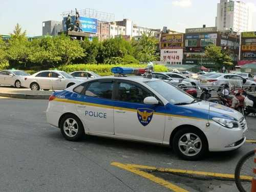 91张图盘点亚洲警车 朝鲜警车图片