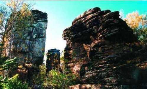 黑龙江两大让人无法抗拒的石头奇景 石头的种类及图片