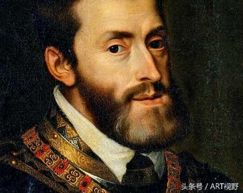 """靠结婚""""赢得""""了半个欧洲的国王 卡洛斯一世"""