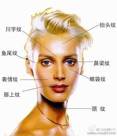 什么是假性皱纹和真性皱纹 眼部真性皱纹