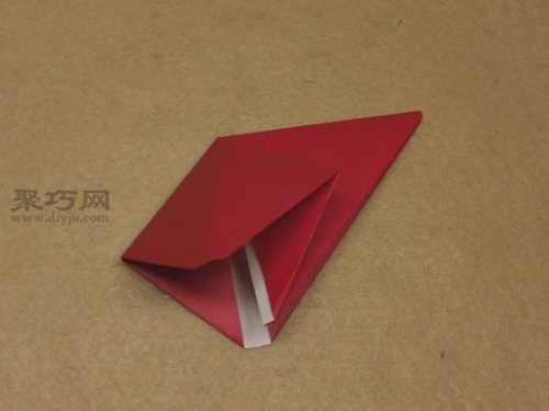 郁金香怎么折最简单 郁金香的折法