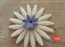 漂亮的花朵馒头的做法 漂亮花朵做法图片