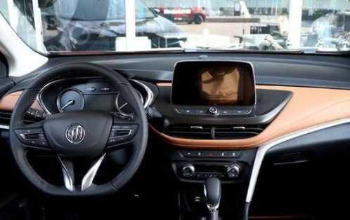 一款超酷炫别克入门SUV& 别克suv有几款