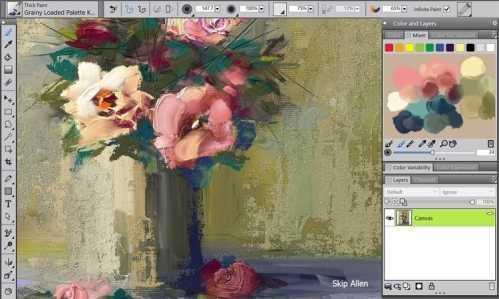 数字绘画软件 painter