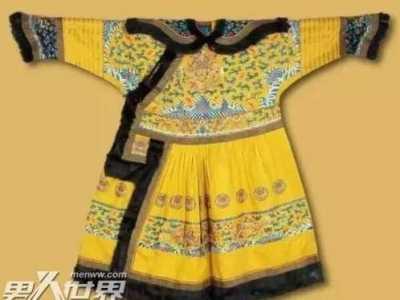 清朝皇帝的龙袍都去哪了 清朝皇帝都是谁