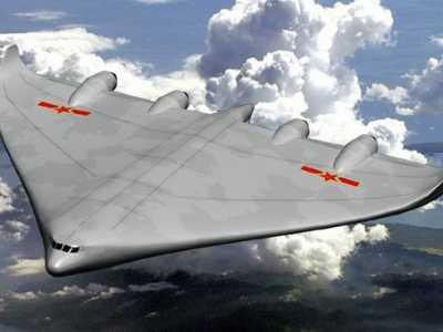 目前中国最先进的两种轰炸机 中国之最图片