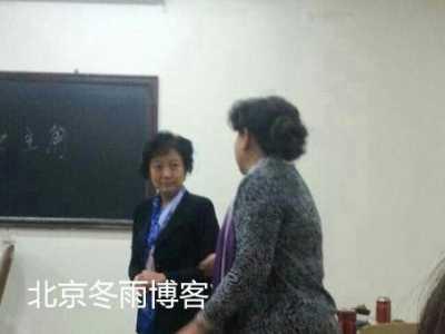 知性干练曾经是有名女主播 陈道明太太近照曝光