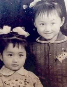 """与姐姐变美丽""""姐妹花"""" 杨钰莹姐姐"""
