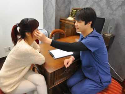 韩国Swan整形外科黄成浩修复案例解析 开眼角手术失败案例