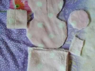 渴止ぶ谱餍⊥米 手工制作兔子