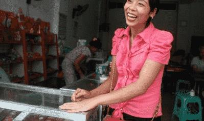 """""""罕见"""" 菲律宾女佣在中国"""