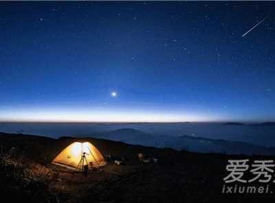 双子座流星雨在什么时候2018双子座流星雨在哪里看 双子座的流星雨
