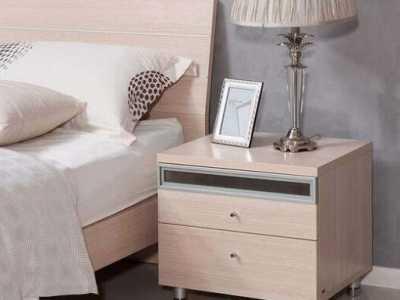 床头柜尺寸一般是多少 床头柜的高度