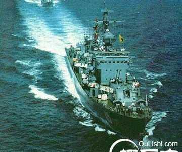 中国舰队秘密出航曾遭间谍出卖 中国海军131舰