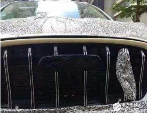 众泰即将推出的这款全新SUV酷似玛莎拉蒂Levante 快播色酷