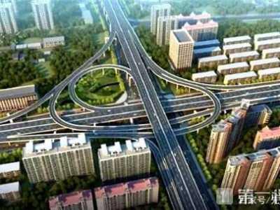 合肥北二环最大互通立交桥将开建 合肥北二环车管所
