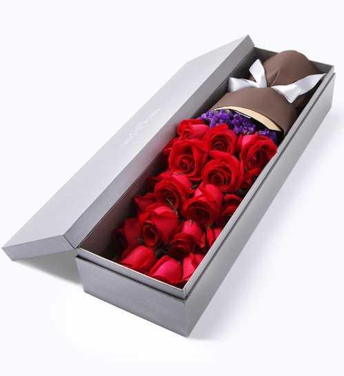 收到的花束和花盒的鲜花养护小技巧 鲜花花盒