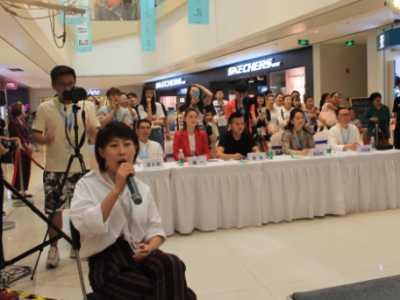 世界小姐中国总决赛陕西赛区选拔赛海选首站启动 世界小姐陕西赛区