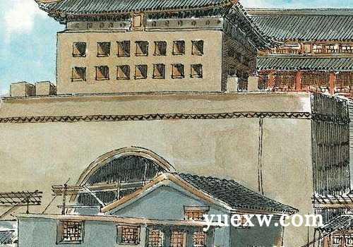 历史故事古代城市名称 中国历史有哪些名称