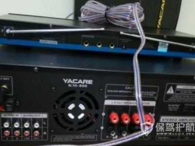 功放机和喇叭接线要点 功放与功放连接