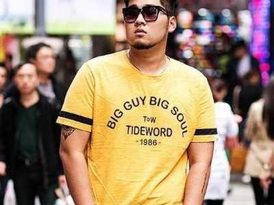 男胖人夏装穿衣搭配技巧 胖男人夏天穿衣搭配