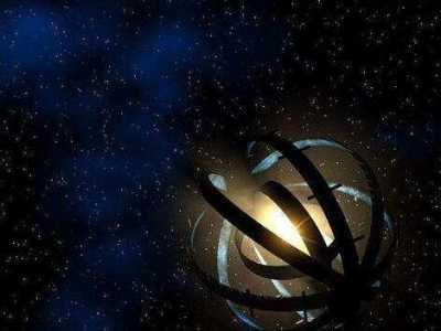 外星人竟一直在附近 巨型飞碟
