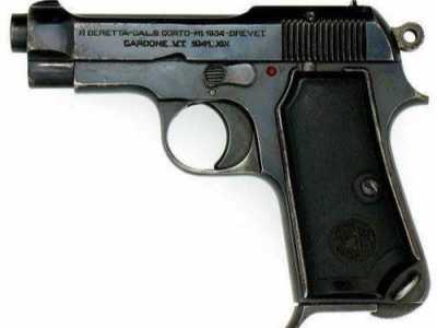 二战期间意大利陆军的轻武器 二战如果有意大利装备