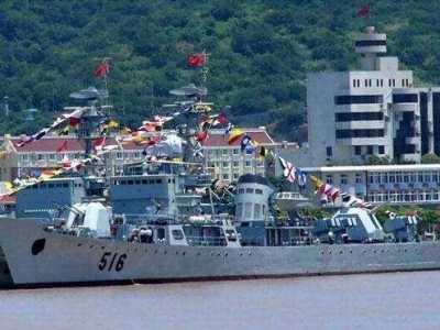 中国为什么突然建造登陆气垫船为了什么 中国气垫船