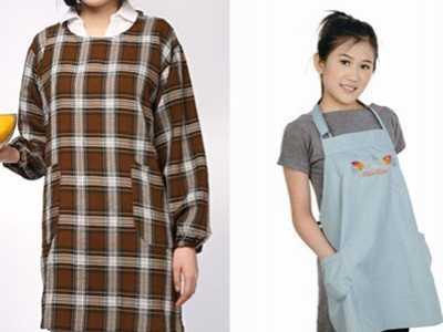 简单易上手的衣物设计 围裙的做法