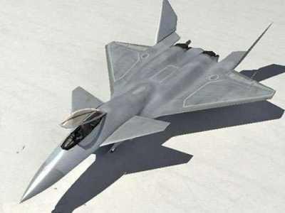 中国第四代战机曝光 第四代战斗机