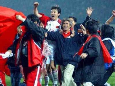 2002世界杯中国队战绩 2002韩国战绩