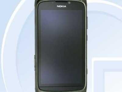 酷似移动定制版N8诺基亚801T即将上市 诺基亚即将推出的手机
