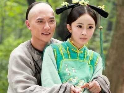 冯绍峰在采访中亲口承认 快乐大本营杨幂冯绍峰