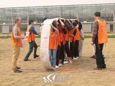 北京青少年军事拓展营地 北京青年快乐大本营