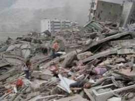 海原地震是现代破坏力最强一次 海原大地震