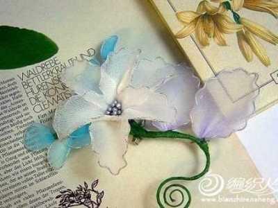 各种美丽的DIY丝网花图片欣赏 丝网花所有图片