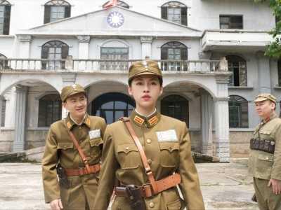 电影《国军兄弟》重庆开机 保卫多丽