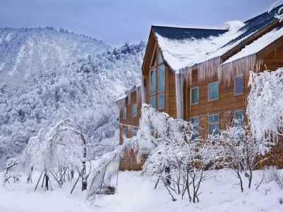 四川九寨沟宁静自然当属第一 九寨沟冬季旅游