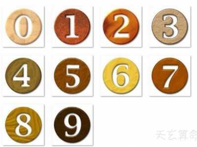 手机号码数字0-9寓意解析 0—9组合数字的含义
