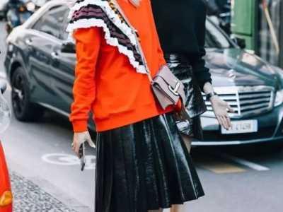 秋天穿哪种才更时髦呢 卫衣毛衣
