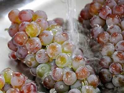 葡萄怎么洗干净 洗葡萄