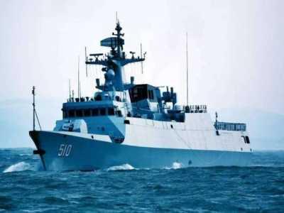 中国大量制造了多艘056型护卫舰 056导弹护卫舰
