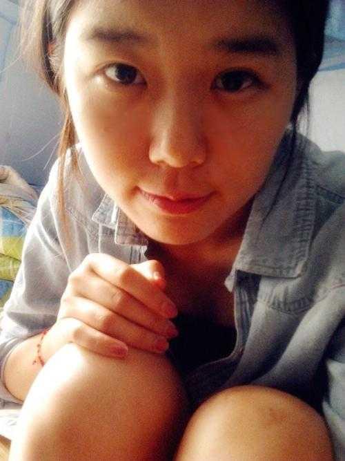 生活中素颜漂亮的女生 女生素颜头像